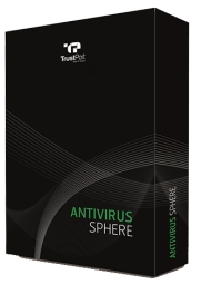 TrustPort Antivirus Sphere CZ - 3 licence 1 rok