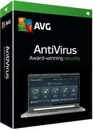 AVG AntiVirus - prodloužení 1 rok / 1 PC