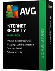 AVG Internet Security - prodloužení 2 roky /