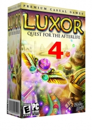 LUXOR 4: Quest for the Afterlife