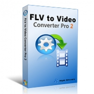 FLV to Video Converter Pro 2