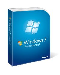OEM Windows 7 Professional 64 bit CZ DVD - 1pk