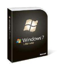 OEM Windows Ultimate 7 SP1 32-bit CZ DVD - 1pk