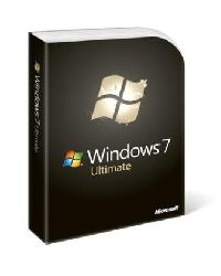 OEM Windows Ultimate 7 SP1 64-bit CZ DVD - 1pk