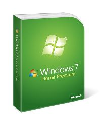 Windows 7 Home Premium CZ DVD