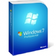 OEM Windows 7 Professional 32 bit CZ DVD - 1pk