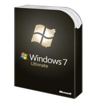 Windows 7 Ultimate 32-bit/64-bit ESD OEM - Elektronická distribuce