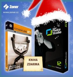 Zoner Photo Studio 12 - Professional - BOX - Vánoční akce