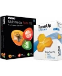 Nero 10 Multimedia Suite +TuneUp Utilities 2010