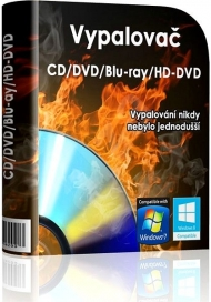 Vypalovač CD / DVD / Blu-ray / HD-DVD