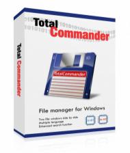 Total Commander  - 2 licence