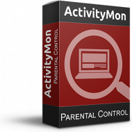 ActivityMon Parental Control - pro 1 PC