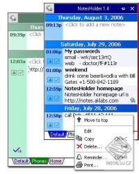 NotesHolder Pro