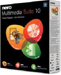 Nero 10 Multimedia Suite  + Nero Media Home