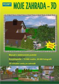 Moje zahrada - 3D verze 2009