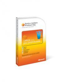 Office Home and Business 2010 CZ PC Attach Key PKC + Office 2013 na další počítač zdarma
