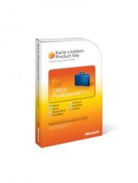 Office Pro 2010 CZ PC Attach Key PKC + Office 2013 na další počítač zdarma
