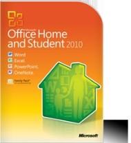 Office Home and Student 2010 32-bit / x64 CZ DVD + Office 2013 na další počítač zdarma
