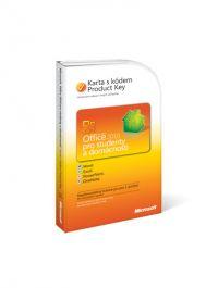 Office Home and Student 2010 CZ PC Attach Key PKC + Office 2013 na další počítač zdarma
