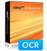 Nitro PDF Professional OCR