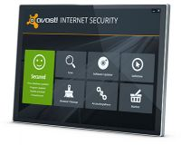 avast! Internet Security - licence 1 rok