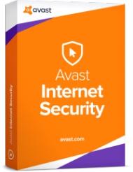 avast! Internet Security - prodloužení licence 1 rok