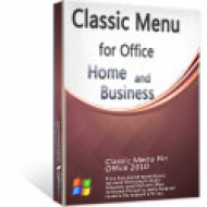 Classic Menu for Office Home and Business 2010, 2013, 2016, 2019 a 365