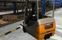 Simulátor skladu: Vysokozdvižný vozík