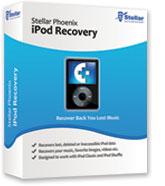 Stellar Phoenix iPod Recovery