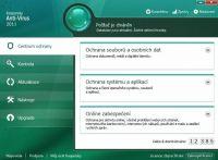 Kaspersky Anti-Virus 2011 CZ - školní licence
