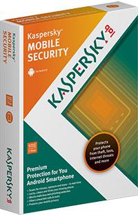 Kaspersky Mobile Security 1 licence - prodloužení o 1 rok