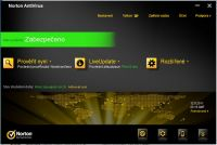 Norton Antivirus 2012 CZ Upgrade