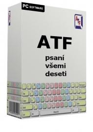 ATF - psaní všemi deseti - Multilicence 8.8