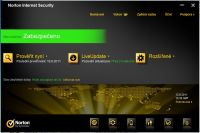 NORTON INTERNET SECURITY 2012 CZ - BOX