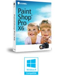 PaintShop Pro X6 mini-box ENG