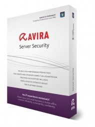 Avira Server Security - 1 rok 3 PC