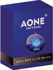 Ultra MP3 to CD Burner