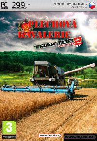 Traktor 2 simulátor - Plechová kavalerie