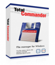 Total Commander - rozšíření z licence pro 1 uživatele na 3 uživatele