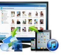 Wondershare Dr.Fone for iPad 4