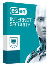 ESET Internet Security - nová licence na 1 rok + Asoftis PC Cleaner ZDARMA