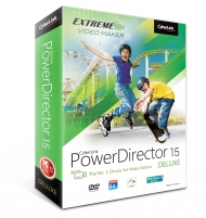 Cyberlink PowerDirector 15 Deluxe