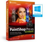 PaintShop Pro X5 ULTIMATE ENG