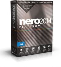 Upgrade z Nero 12 Platinum na Nero 2014 Platinum