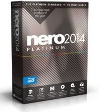 Upgrade z Nero 2014 na Nero 2014 Platinum