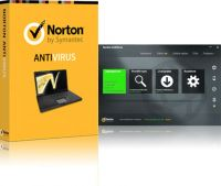 Norton Antivirus 2013 CZ - 1PC/1 rok