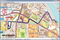 Autopark - Mapy ČR pro 1 vozidlo / pracovníka