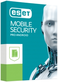 ESET Mobile Security - nová licence 1 rok pro Android