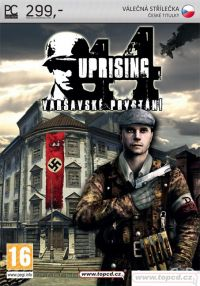Uprising 44: Varšavské povstání