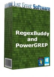 RegexBuddy & PowerGREP - balík pro Windows